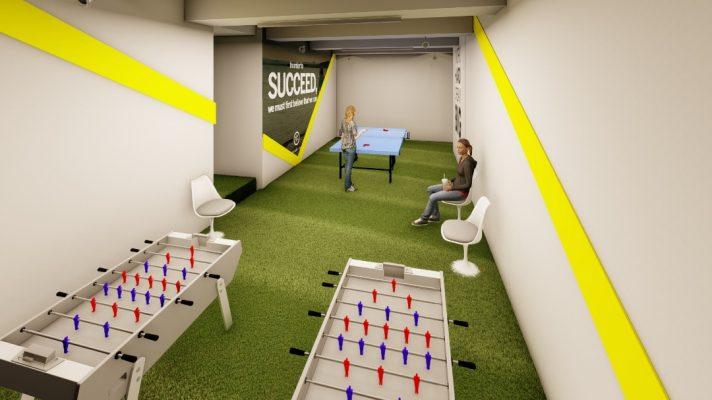 طراحی اتاق بازی