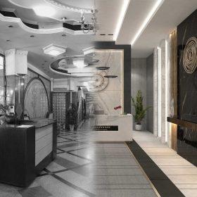 تیم طراحی و بازسازی ساختمان تجویدی | بازسازی ساختمان اداری منزل و شرکت در کرج