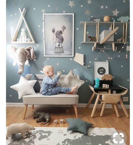 اتاق کودک خاص