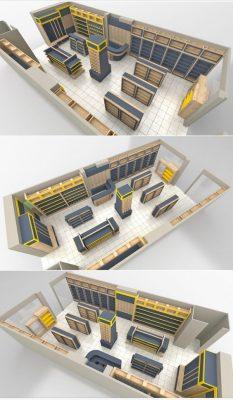 بازسازی فروشگاه   طراحی ویلا در کردان ، بازسازی آپارتمان در تهران و کرج ، استودیو طرح و ساخت تجویدی