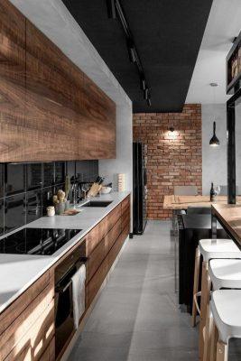 طراحی و اجرای کابینت | طراحی ویلا در سرخاب | بازسازی آپارتمان در کرج | استودیو تجویدی