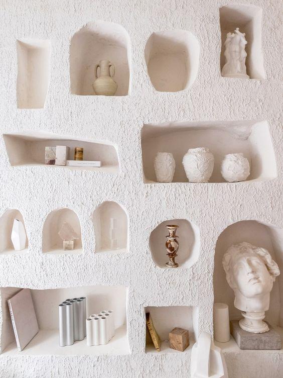 سبک دکوراسیون داخلی یونان | بازسازی و نوسازی آپارتمان در تهران و کرج ، طراحی و اجرای ویلا در کردان ، استودیو طرح و ساخت تجویدی