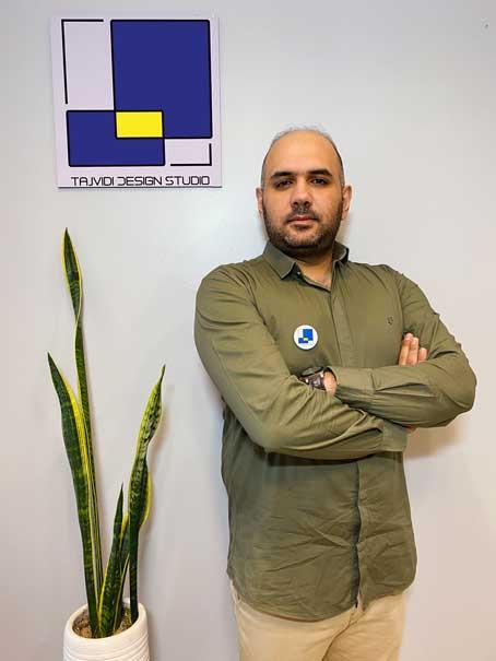 مهندس اشکان تاجی پور