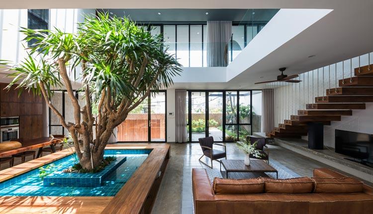 طراحی داخلی ویلا | استودیو معماری تجویدی مجری طراحی ویلا در کرج ، تهران و کردان