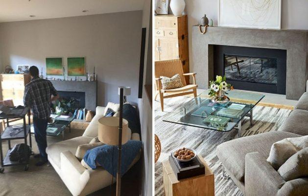 بازسازی ساختمان اداری | بازسازی منزل ، آپارتمان و شرکت در استودیو معماری تجویدی