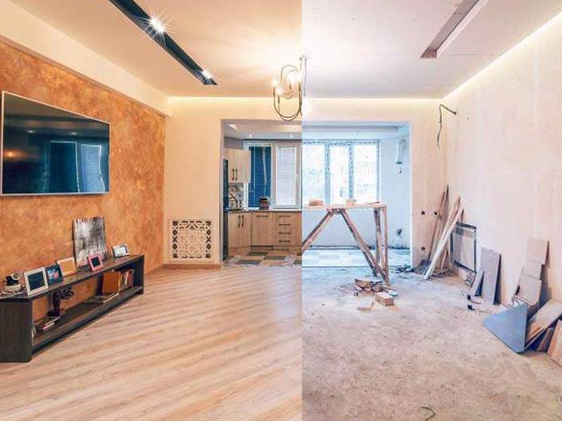 بازسازی خانه قدیمی | بازسازی ساختمان قدیمی ، شرکت ، منزل و آپارتمان در کرج